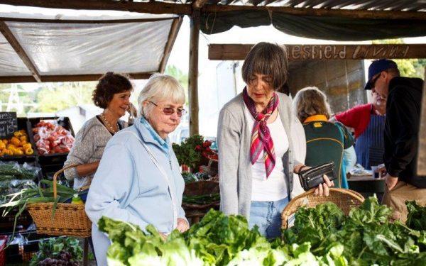 Old Market - Ladies Shopping